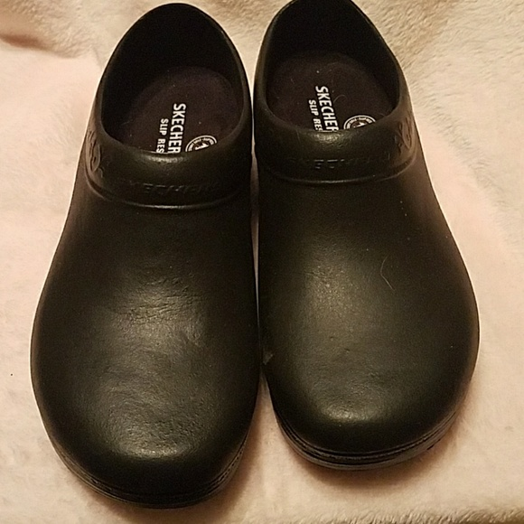 Skechers Shoes | Sketchers Work Black